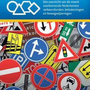 Een boekje met een overzicht van alle verkeersborden